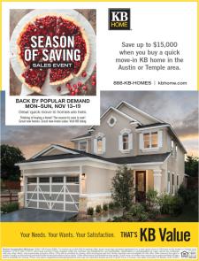 Back By Popular Demand - Season of Saving Sales Event