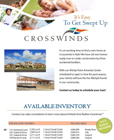 Bonus Offers on Inventory Homes – South of Austin