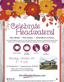 Celebrate Headwaters with Live Music, Prize Giveaways, and Drinks & Bites!