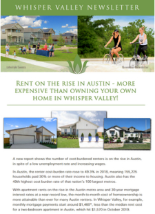 Fall Builder Specials in Whisper Valley – Green Homes from Mid $200s