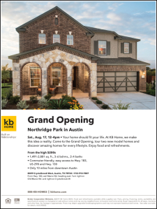 Join us at the Northridge Park Grand Opening this Saturday!