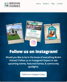 Got Instagram? Follow Us!
