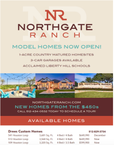 New Models and Inventory Homes!
