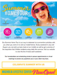 Celebrate Summer & Join Us For Our Summer Home Tour!