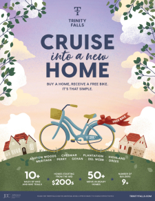 Cruise into a New Home!