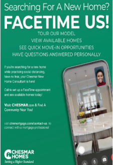 Searching For A New Home? FaceTime Us! 📲