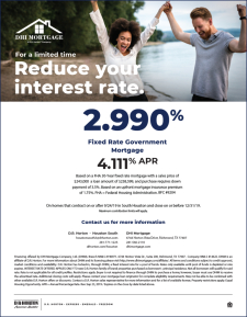2.99% Interest Rate for your Buyers…Limited Time Only!