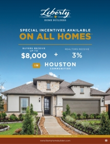 3% Commission + Special Incentives on ALL HOMES!