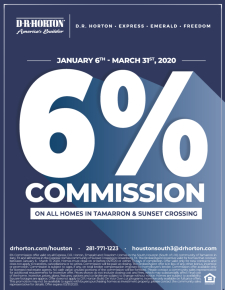 6% Commission in Tamarron & Sunset Crossing through March!