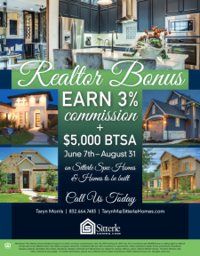 Earn 3% Commission + $5,000 BTSA