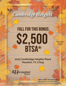 Fall in Love with this Cambridge Heights BTSA*
