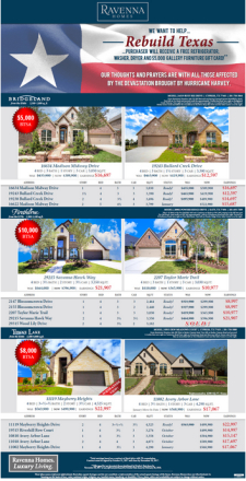 Rebuilding Texas Together - Earn Over $8,000 in BTSA