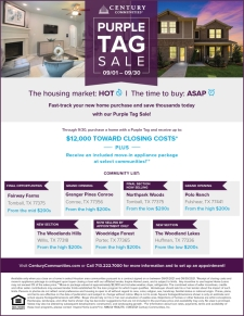 More $10K BTSA Opportunities with Purple Tag Sale
