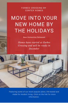Move-In Homes Ready for the Holidays