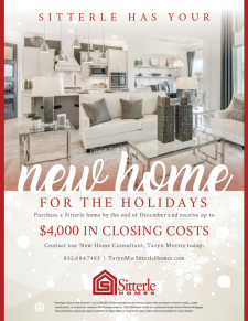 Receive up to $4,000 in Closing Costs!*