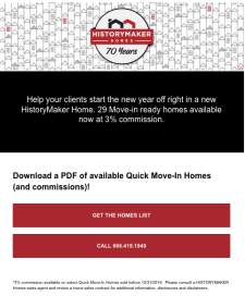 See Move-In Ready Homes Available Now in Houston | HistoryMaker Homes
