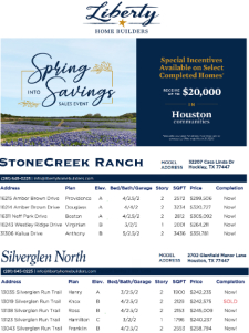 Spring Into Savings | Sales Event Happening Now!