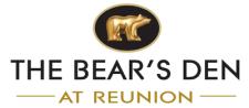 Bear's Den at Reunion