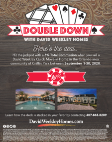 Double Down with 6% Commission in Griffin Park!