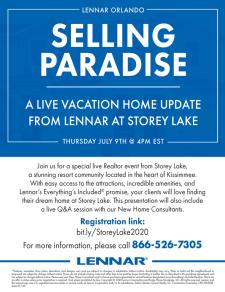 Free Vacation Home Webinar: Selling Paradise