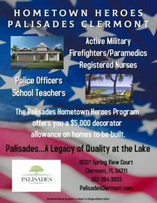 It's our Hometown Heroes Program!
