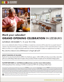 Join us for a Grand Opening Celebration in Leesburg