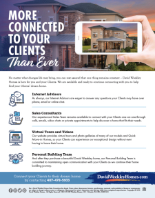 More Connected To Your Clients Than Ever!