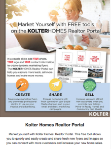 New Content in the Realtor Portal