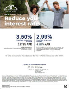 Reduce Your Interest Rate for a Limited Time!