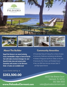 Regal Park Homes is an Award Winning Home Builder That Will Make Structural Changes for You!