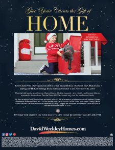 Unwrap the Savings on your Clients' New Home!