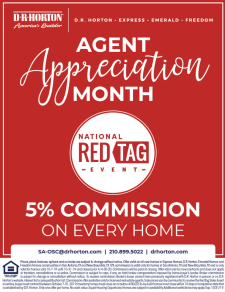 5% Commission on EVERY HOME!