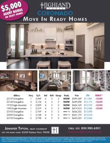 $5,000* AGENT BONUS on Select Homes in Coronado