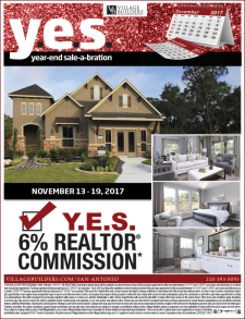 6% Commission - Act Now during Year End Sale-a-bration!
