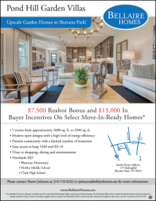 $7500 Agent Bonus and $15,000 in Buyer Incentives on Select Move-In Ready Homes in Pond Hill Garden