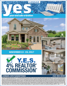 Act Now - 4% Commission during Year End Sale-a-bration!