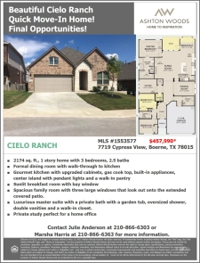 Beautiful Cielo Ranch Quick Move-In Home - Final Opportunities!