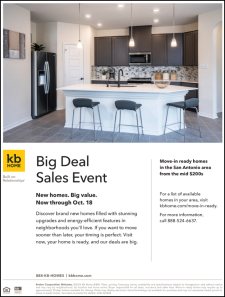 Big Value on Move-In Ready Homes!