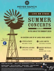Don't Miss Our Summer Concerts Series!