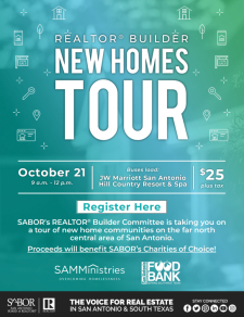Don't Miss the REALTOR® Builder New Homes Tour!
