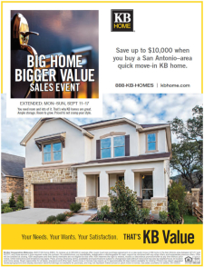 EXTENDED! Up to $10,000 in Savings During Our Big Home, Bigger Value Sales Event