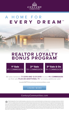 Earn Up to 6% Commission with Our New Realtor Loyalty Program!