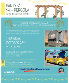 Enjoy Food and Drinks at our Party at The Pergola!