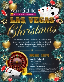 Every Sale Enters You to Win a Trip to Las Vegas!