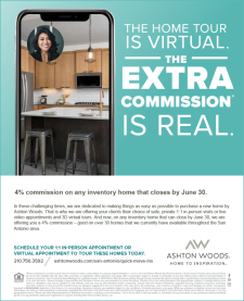 Extended - 4% Commission on Any Inventory Home!
