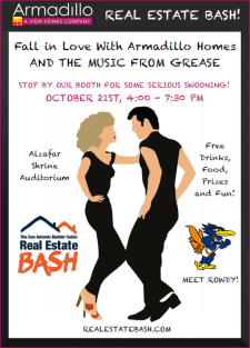 Fall in Love with Armadillo Homes at the Real Estate Bash!