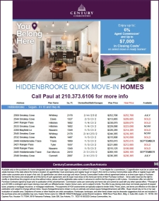 Hiddenbrooke is Open for Business with Up to 6% Agent Commissions!