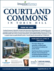 Homes for Sale at Courtland Commons in Tobin Hill!