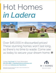 Hot Homes in Ladera