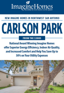Imagine Homes NOW OPEN in Carlson Park